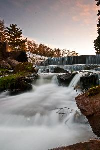 Knox Dam is a photographers dream. a few minutes outside of Montague, the site is popular for photographers and weddings
