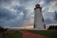 Seacow Head Lighthouse is south of Summerside, Prince Edward Island. After a visitor to the Downtown Charlottetown market suggested I visit this lighthouse, I headed down immediately after the market!